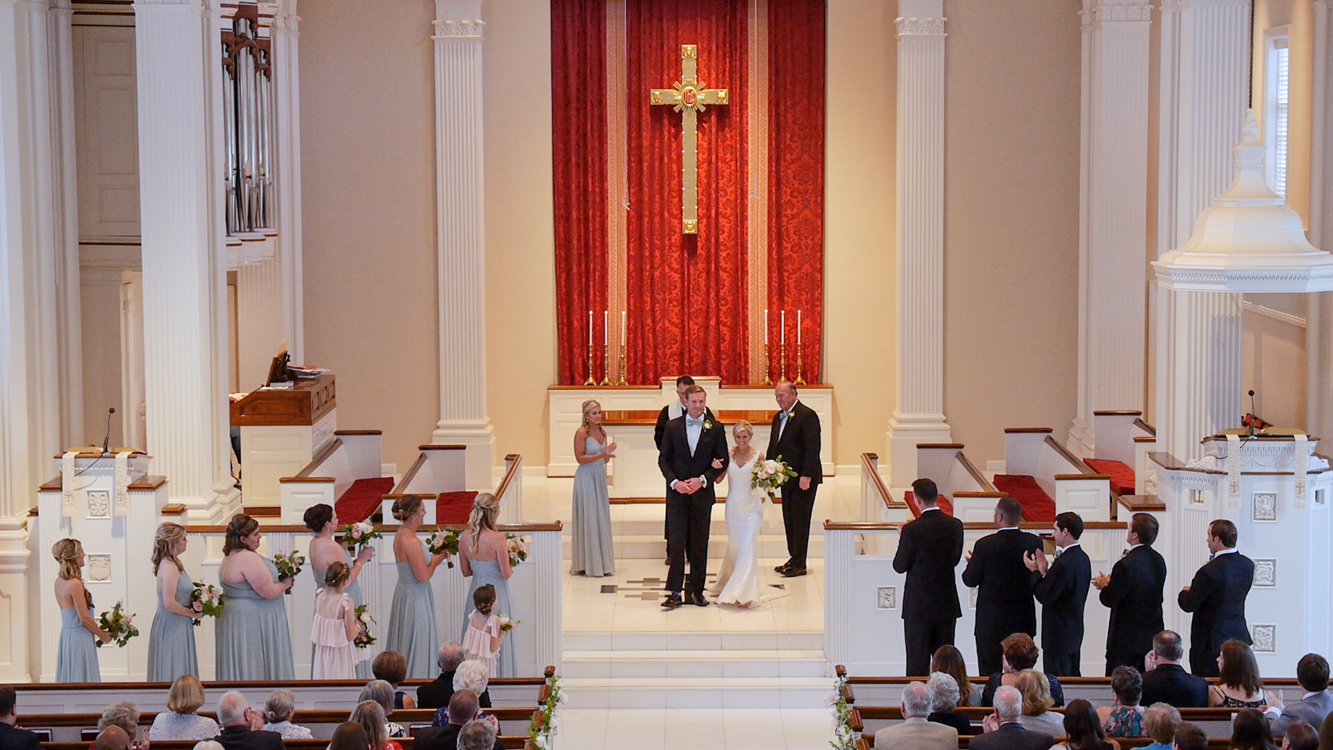 Megan & Will Wedding Highlights Video in Richmond, Virginia