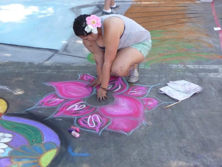 images/Palm Springs Chalk Art Festival 2013/flower_8563505800_o