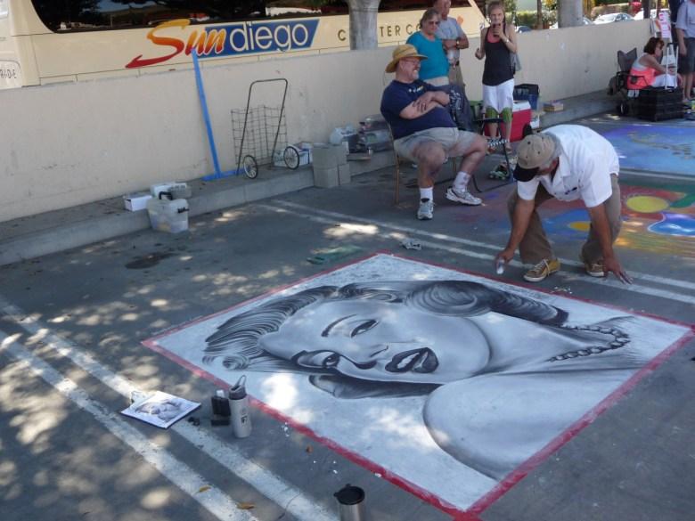 images/Palm Springs Chalk Art Festival 2013/strike-a-pose_8563510636_o