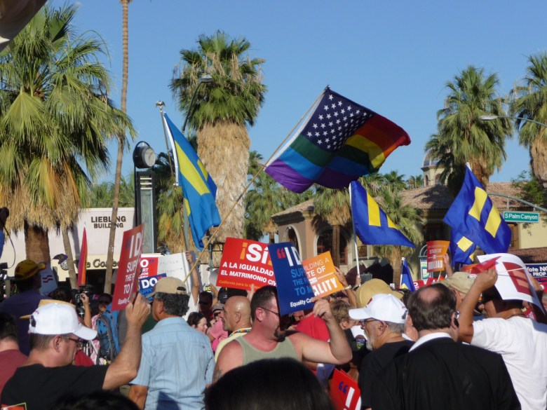 images/Prop 8/DOMA Repeal Rally at Forever Marilyn/june-26-rally-at-forever-marilyn_9146808333_o