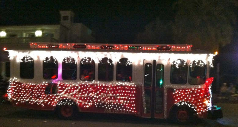 images/Palm Springs Festival of Lights Parade 2013/riviera-trolley_11274465514_o