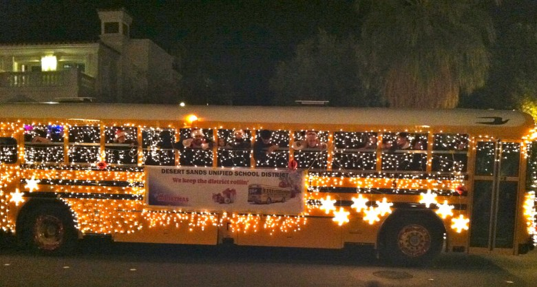 images/Palm Springs Festival of Lights Parade 2013/school-bus_11274413165_o