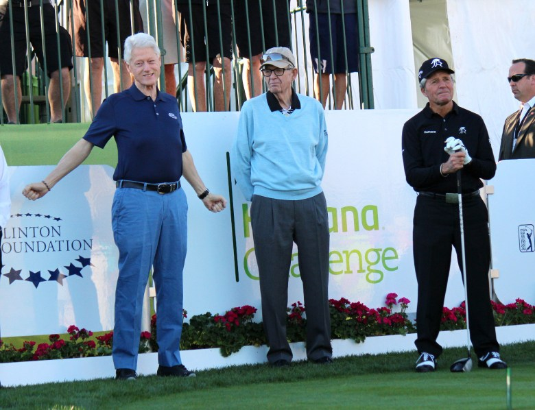 images/President Clinton at the 2014 Humana Challenge/clinton-stays-loose_12002453173_o