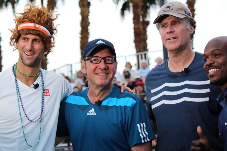 images/Desert Showdown Tennis 2014/djokovic-spacey-ferrell-and-bradley_desertsmashtennis_12952561233_o