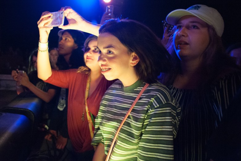 images/Ty Segall at Pappy and Harriets/Fans