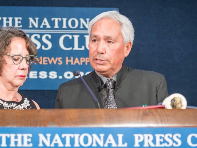 Noel St. John/National Press Club