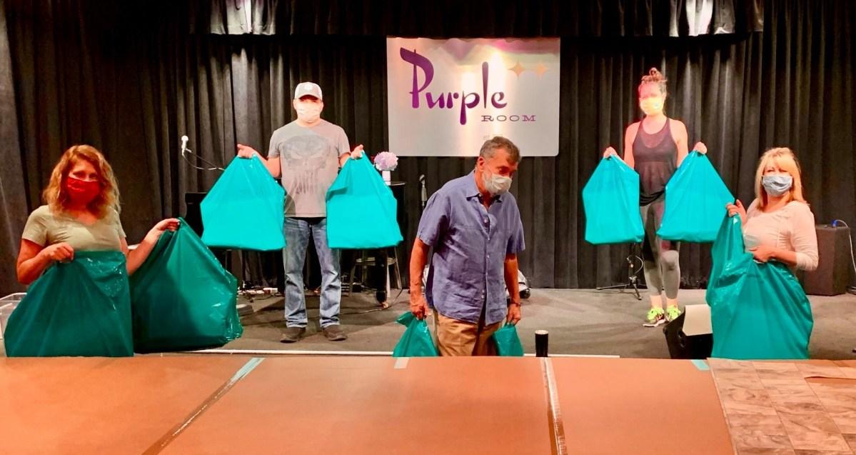 Purple Room Facebook