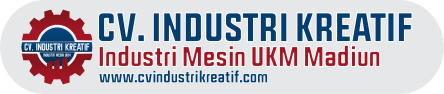 logo banner industri kreatif