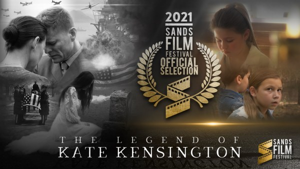 The Legend Gets Accepted into The Sands Film Festival