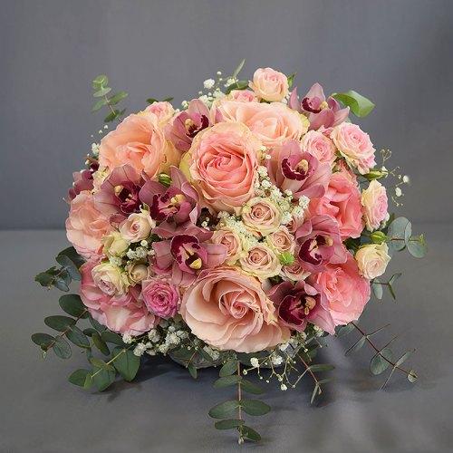 dostava-buket-cvijeća-ruže-orhideje