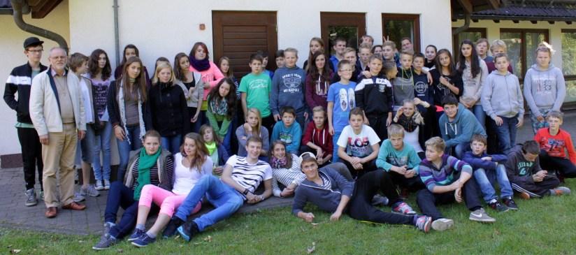 Unsere Konfi-Freizeit 2013