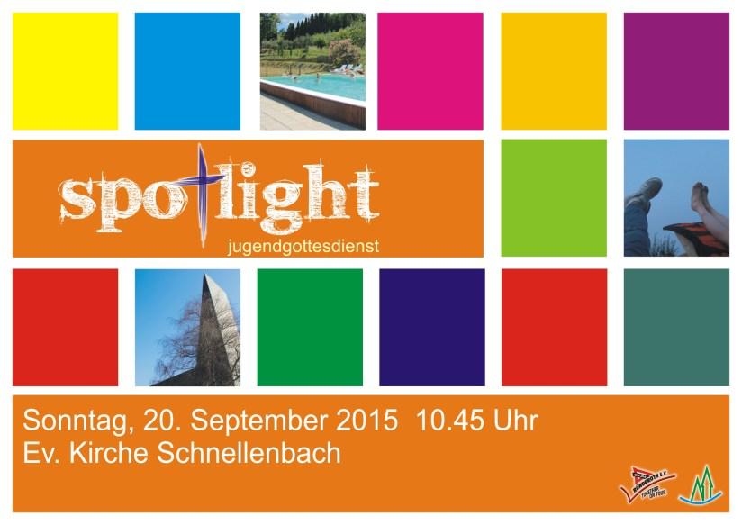 Spotlight Jugendgottesdienst