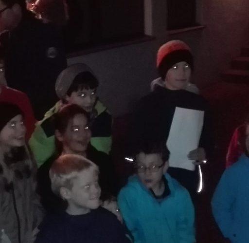 15.12.2014 Olympische Gefühle bei der Jungscharweihnacht