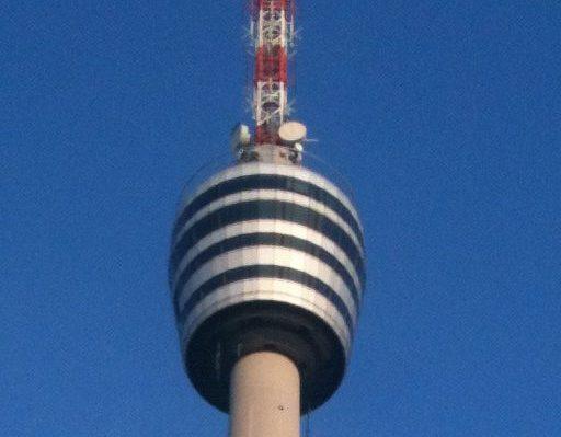 02.06.2017 Hoch hinaus – auf den Fernsehturm in Stuttgart