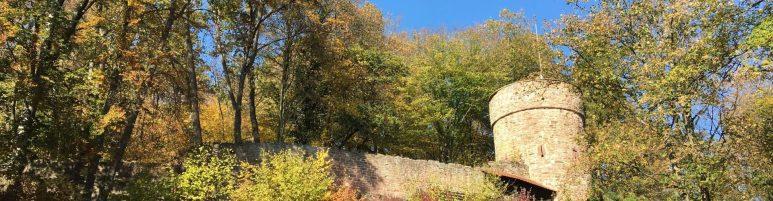 19.-21.10.2018 Wenn Ritter Sport machen: Jungscharfreizeit auf der Burg Steinegg