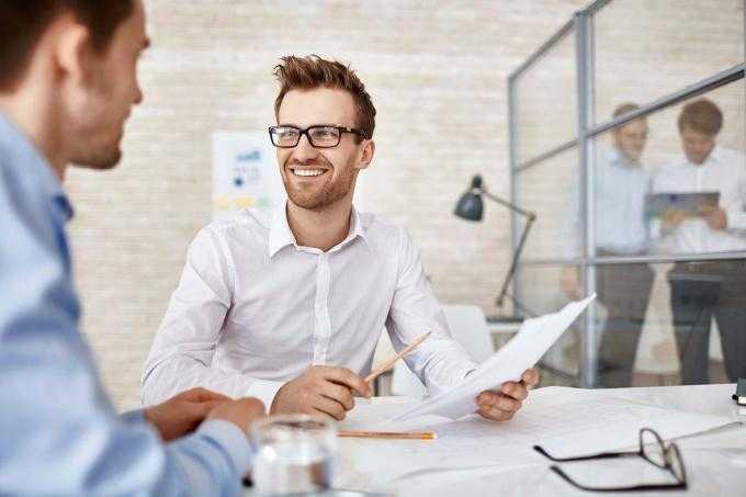 6 способов установить правильный тон на собеседовании