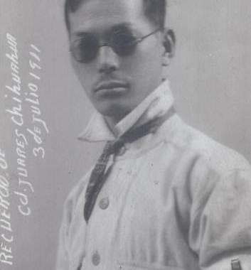 El Samurái mexicano, Kingo Nonaka.