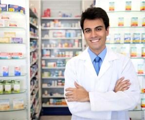 Farmacêutico e Farmacêutico Plantonista