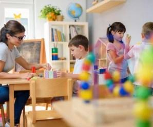 Estagiária – Escola bilíngue