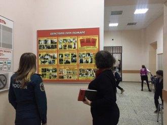 Пожарно-профилактические обследования объектов (1)