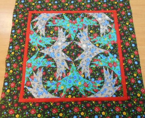 Лоскутная мозаика (1)