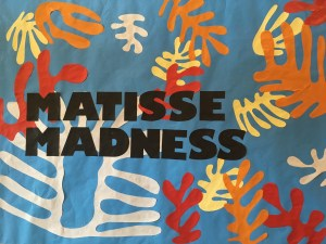 Matisse Madness @ Farmville-Prince Edward Library