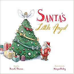 Santa's Little Angel Book Reading + Signing @ Farmville-Prince Edward Library