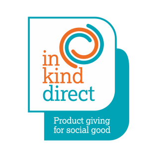 Goods for charities from In Kind Direct