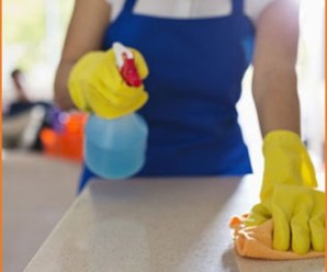Auxiliar de limpeza – SP