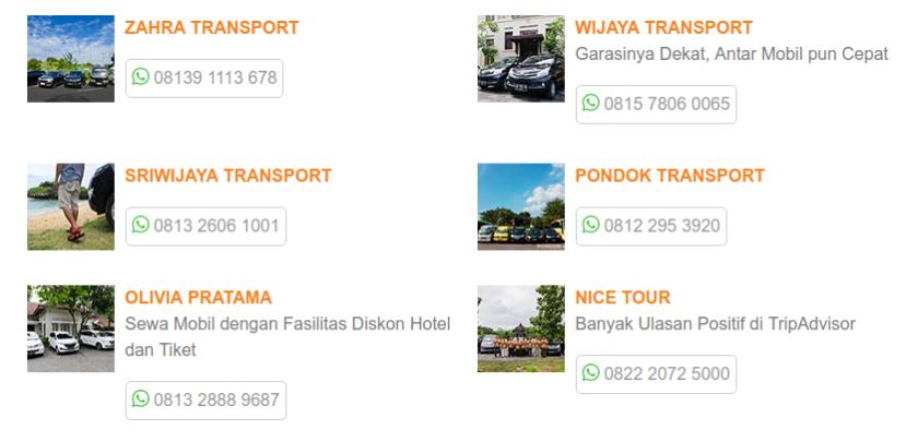 Mencari Rental Mobil di Yogyakarta Menggunakan Situs Yogyes.Com