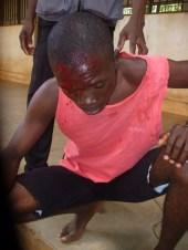 Faure Gnassingbe reprime les etudiants togolais01
