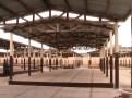 Nouveau site provisoire du marché de Lomé