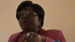 Mm. ADJAMAGBO Johnson présidente de la CDPA