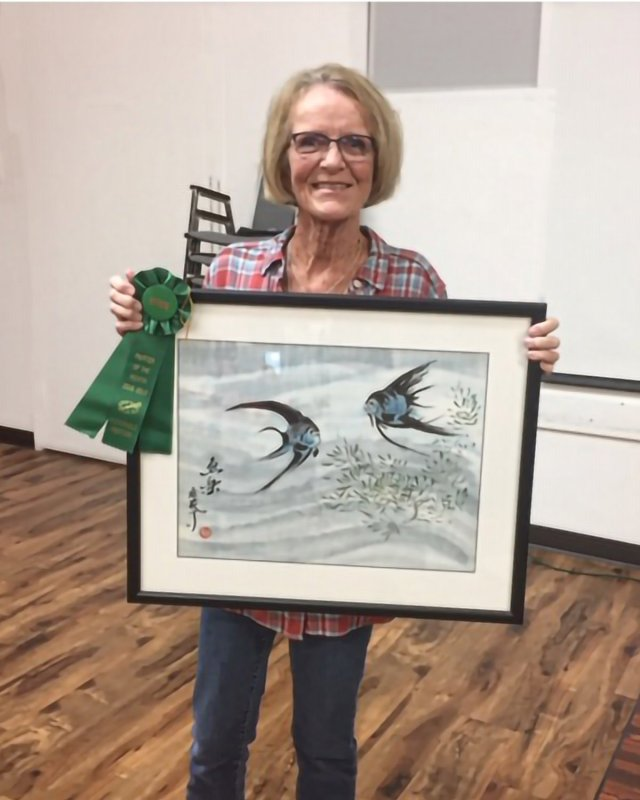 Honorable Mention - Mary Anne Brower
