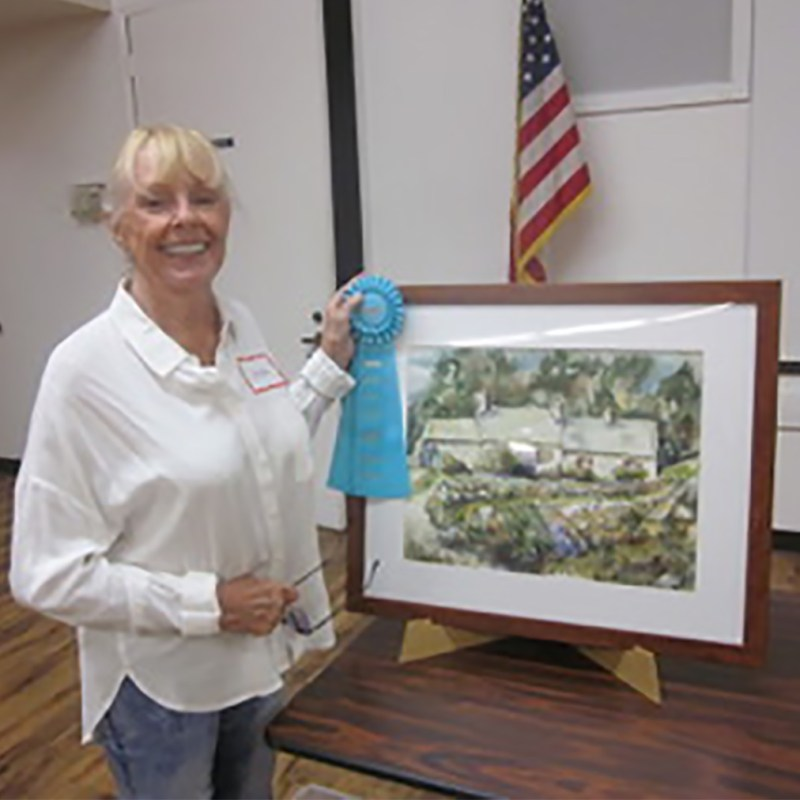 Linda Hanna - Honorable Mention