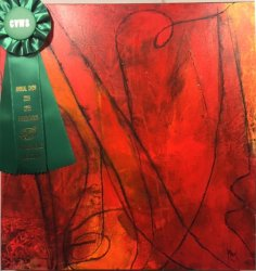 Open Presentation, Honorable Mention - Mandy Main - Red Rhapsody