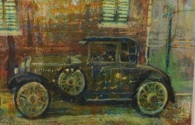 Honorable Mention Jan Jones Smith Senior Citizen's Car
