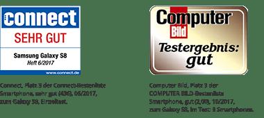 Testaward Samsung Galaxy S8