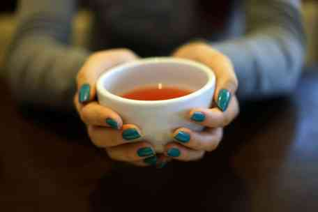 Image result for hot tea prevent colds and flu