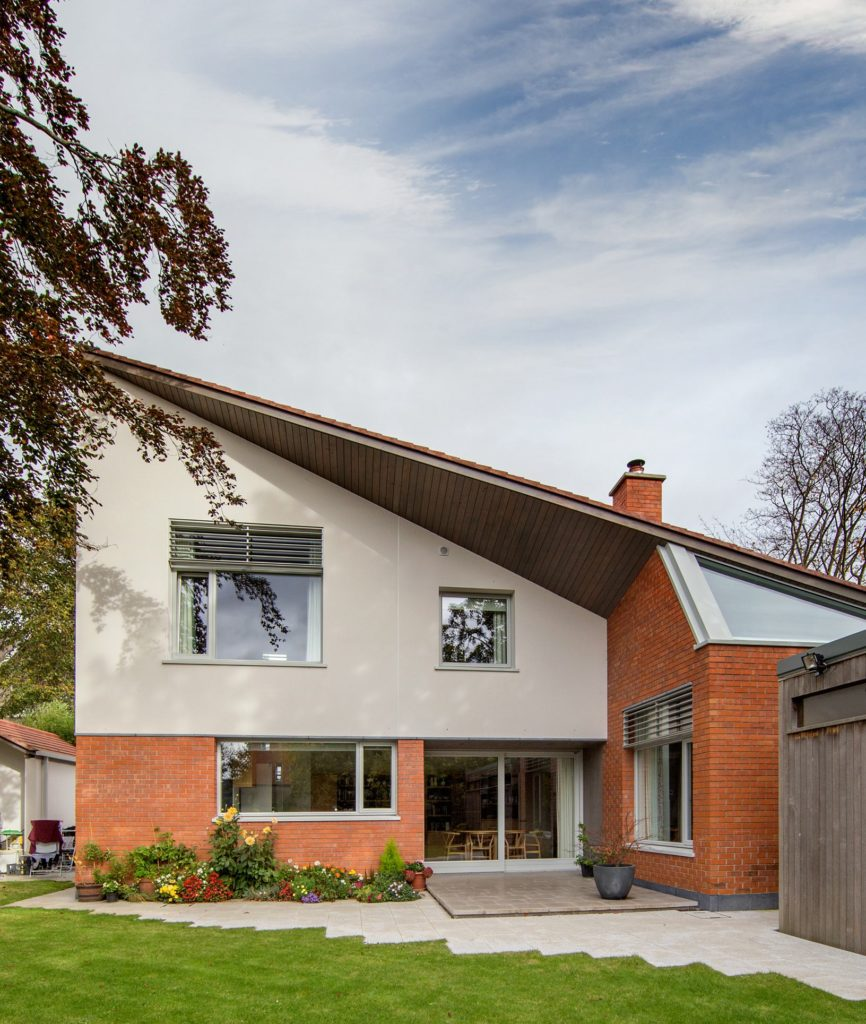 Caulfield Wright Architects dublin architect architecture architects dublin home design House design dublin architects residential
