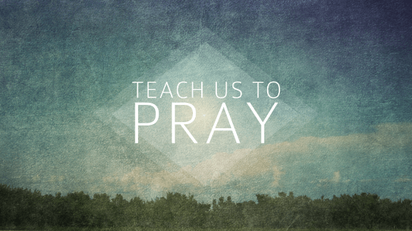 Prayerful Imagination by Pastor Denny Coon, July 28, 2019, 9:30 a.m.
