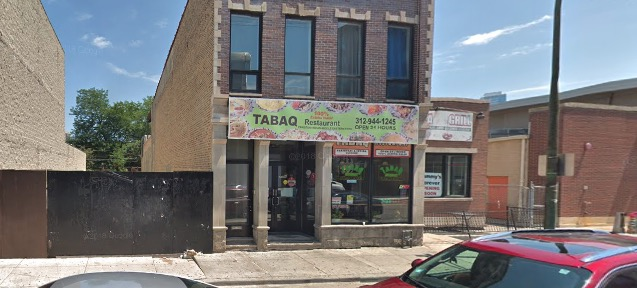 That's #3: Armed robber strikes ANOTHER Old Town business early Monday    CWB Chicago