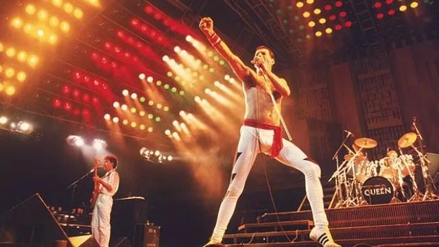 Poster do filme Queen - Ao Vivo no Rock In Rio 1985