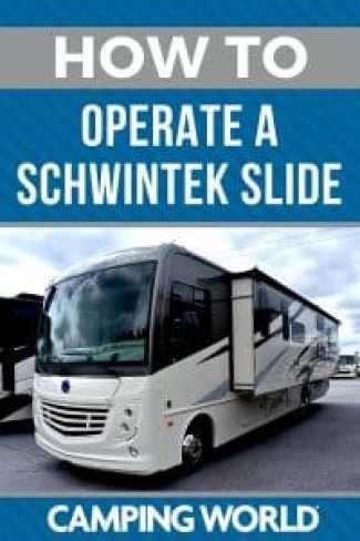 How to Operate a Schwintek Slide