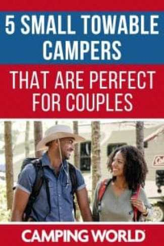 5 small towable campers that are perfect for couples