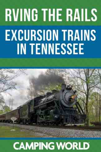 Excursion trains in Tennessee