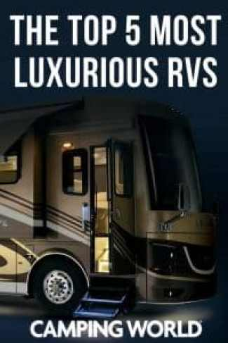 Top 5 Luxurious RVs