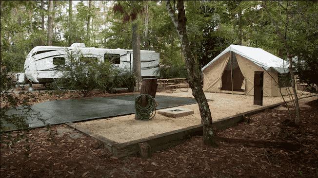 Fort Wilderness, Florida