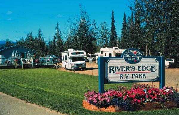 Rivers Edge RV Park, Alaska