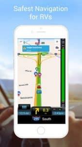 navigation for RVS
